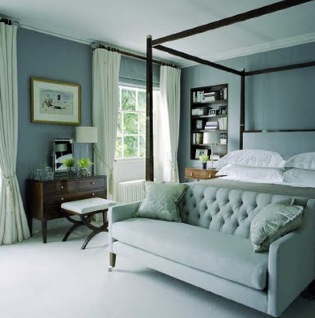 : monochromatic-color-scheme-room - designwebi.com