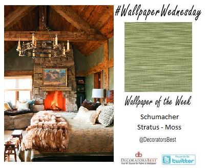 Wallpaper Wednesday Warm and Cozy Interior Decor Winter 2013 Decorating Trends