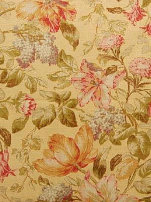 Greenhouse 97426 - Giallo Fabric at DecoratorsBest
