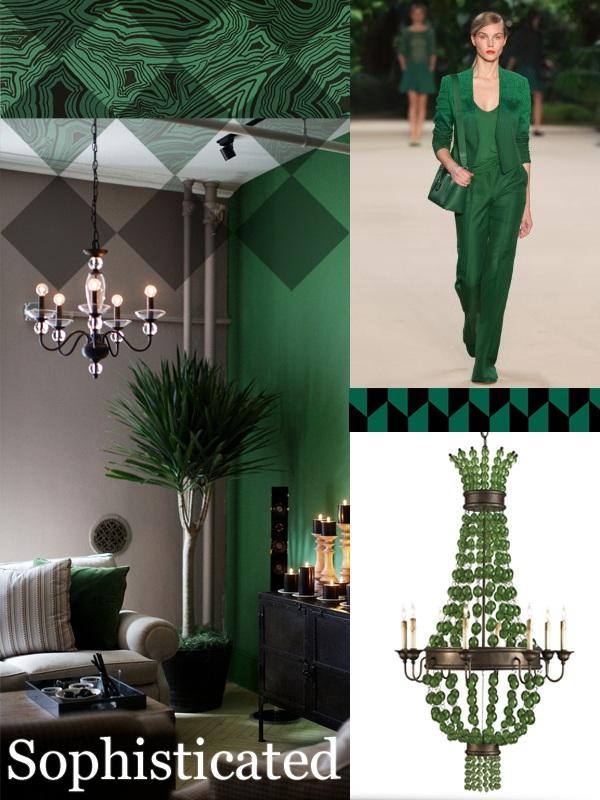 Color Of The Year Emerald Green Decoratorsbest