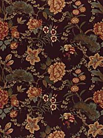 Robert Allen Katakira - Plum Fabric at DecoratorsBest
