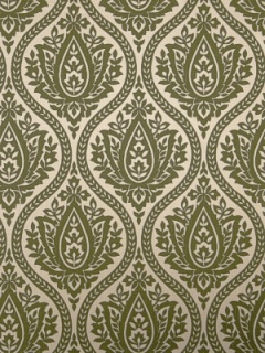 Fabricut Fabric - Aldreth - Kelly Green at DecoratorsBest