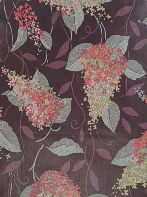 Fabricut Fabric - Lilac Bower - Enamels at DecoratorsBest