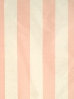 Scalamandre Fabric - Cornwall Stripe - Pink and Cream at DecoratorsBest