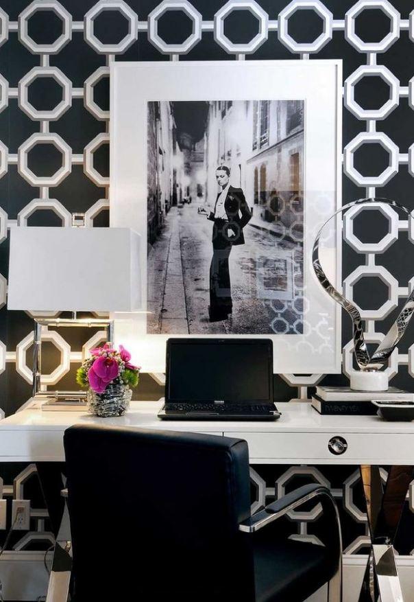 Schumacher Wallpaper, designer wallpaper, interior décor inspiration, design trends, Decorators Best