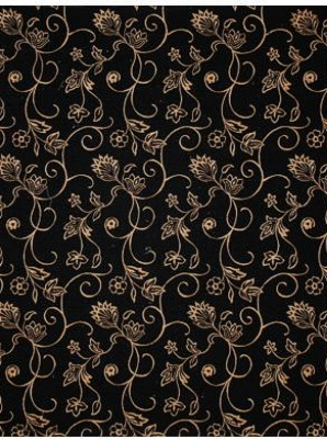 Stout Fabric - Pavilion - Black at DecoratorsBest