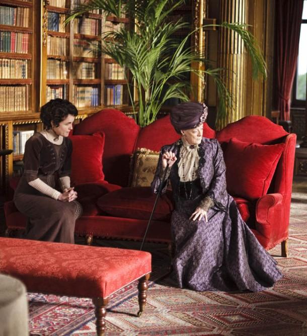 Downton Abbey Library Set Interior Decor Decorations Elegant