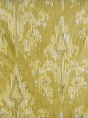 B. Berger Ikat Fabric 1263-24 Haystack
