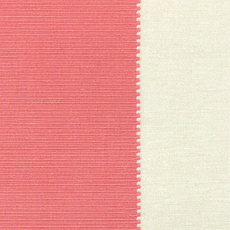 Duralee Fabric 31962-4 Pink and Cream Stripe