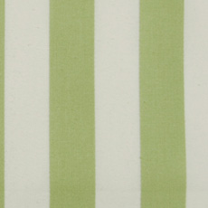 Duralee Fabric 32081 Lime Green and White Stripe