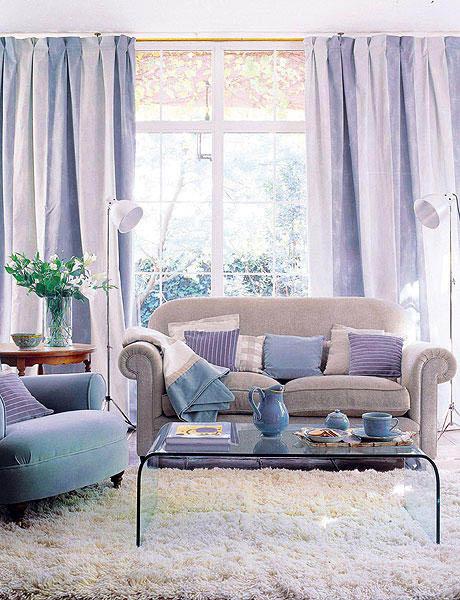 Decorators Best Lavender Fabrics Chenille Velvet Pastel Interior Decor Ideas