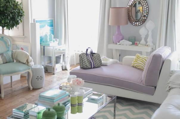 Decorators Best Lavender Fabrics Pastel Interior Design Ideas Spring Decor