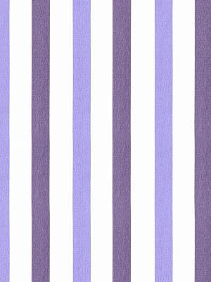 Fabricut Fabric Striped Cotton Awning Purple 0350605