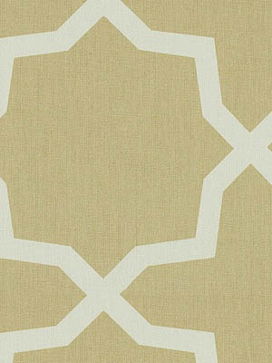 Kravet Tahitian Holiday Collection Windsor Smith Outdoor Fabric Mandella Sand
