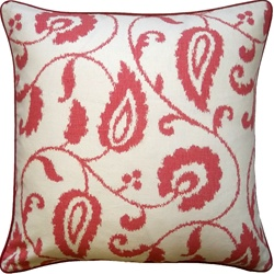 Ryan Studio Pillow Malacca Vine Watermelon