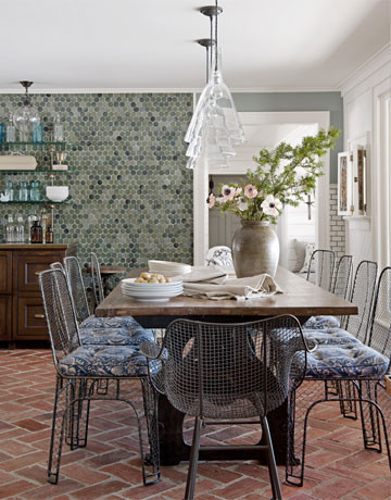 Eat In Kitchen Interior Decor Ideas