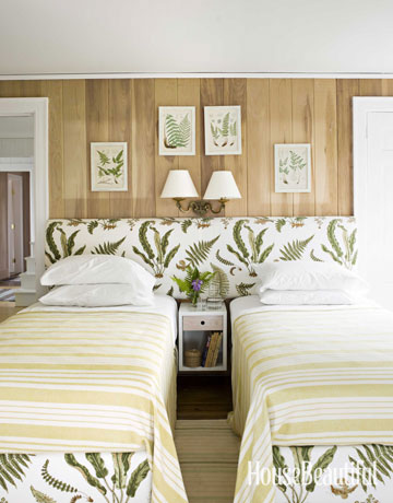 Decorators Best, Lee Jofa, Nature inspired décor, leaves, fern, spring theme, interior décor inspiration, fabric
