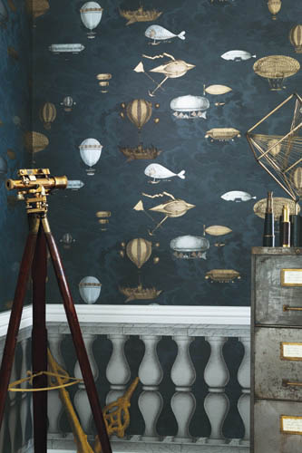 Decorators Best Fornasetti Vol II wallpaper collection Cole And Son Lee Jofa 97 1002