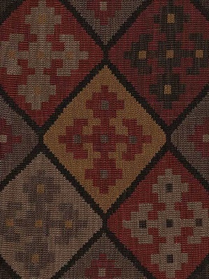 Andrew Martin Fabric Corrientes Brick