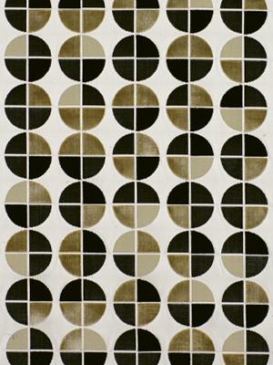 Robert Allen Fabric Four Quarters - Black Sand