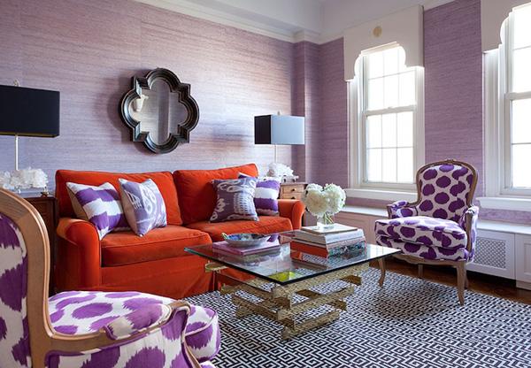 Decorators Best Elegant Ikat Suzani Interior Design Inspiration