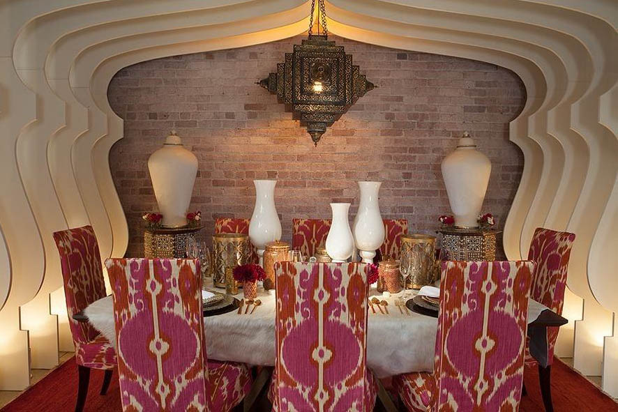 decorators best ikat suzani fabric interior design inspiration - Decorators Best