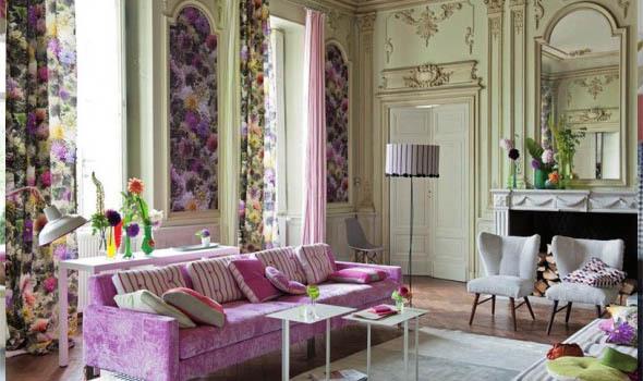 fabricut gilded glamour wallpaper