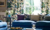Decorators Best Spring Market Week 2013 Design Inspiration GP and J Baker Fabric Collection