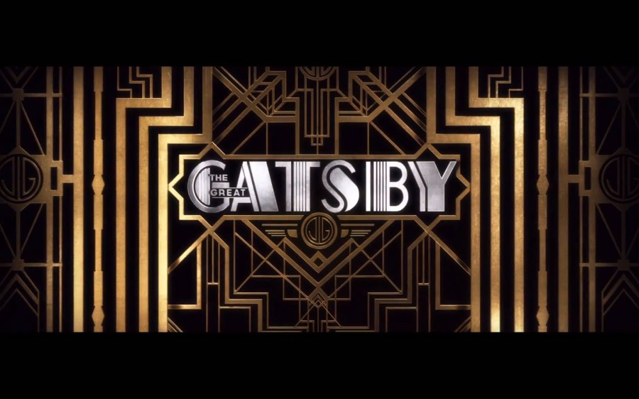 The Great Gatsby Movie 2013 Bax Luhrman