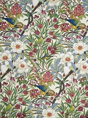 GP J Baker Crayford Collection Historical Fabrics Imperial Pheasant Original Multi BP10462 1