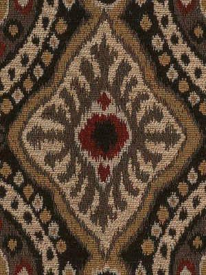 Kravet Nomad Chic Collection Bursa Suzani Bronze Fabric 30566 616