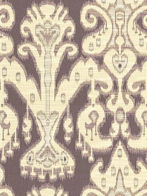 Kravet Upholstery Fabric Purple Ikat 31446 10