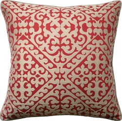 Ryan Studio Pillow - Meurice - Poppy 22x22