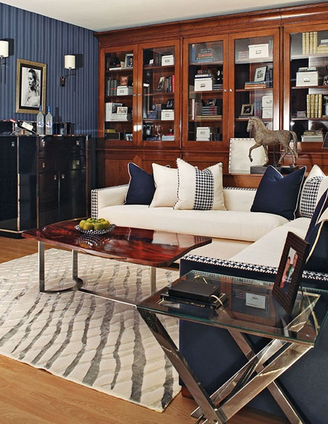 Drop Dead Gorgeous Masculine Decor Rooms Manly Father's Day