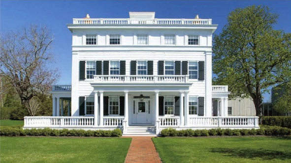 hamptons, home, interior decor glamour guide
