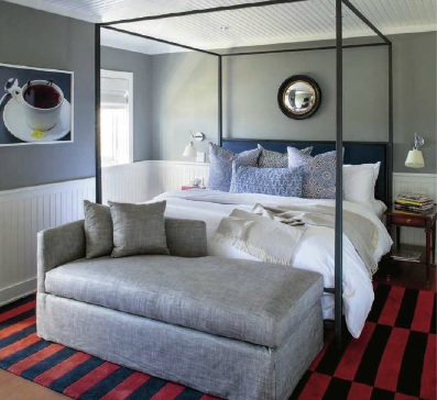 hamptons, master bedroom, home suite home glamour guide decoratorsbest home decor