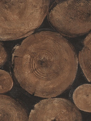 Andrew Martin Wallpaper - Lumberjack - Timber