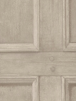 Andrew Martin Wallpaper Regent - Linen