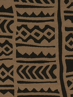 Fabricut Fabric - Coulter - Walnut 3285901