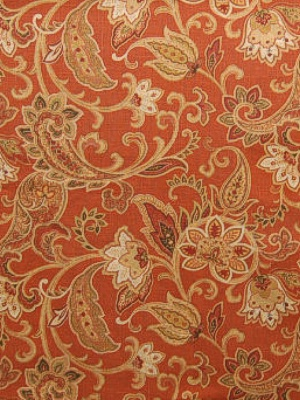 Greenhouse Fabric 97995 Persimmon