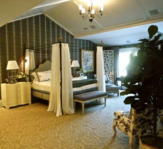 Celerie Kemble Bedroom Hamptons Designer Showhouse 2013