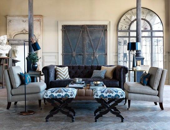 Nate Berkus for Fabricut Interior Decor