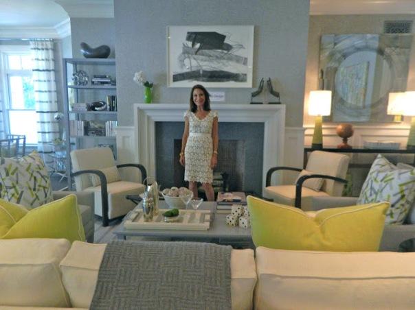 Patricia Fisher Hamptons Designer Showhouse 2013