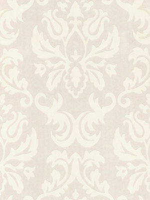 Graham & Brown Damask Paintable Wallpaper GB 17773