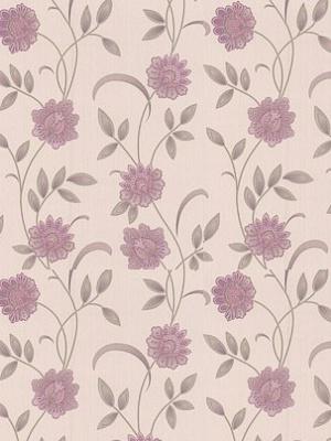 Graham & Brown Wallpaper Sadie - Lavendar/Cream GB 30-667