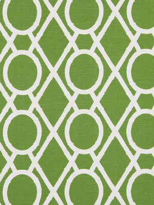 Robert Allen@Home Fabric - Lattice Bamboo - Leaf $17.50 per yard