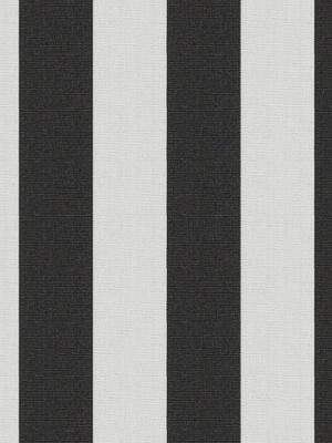 Ralph Lauren Fabric Racing Stripe Black White LFY29603F