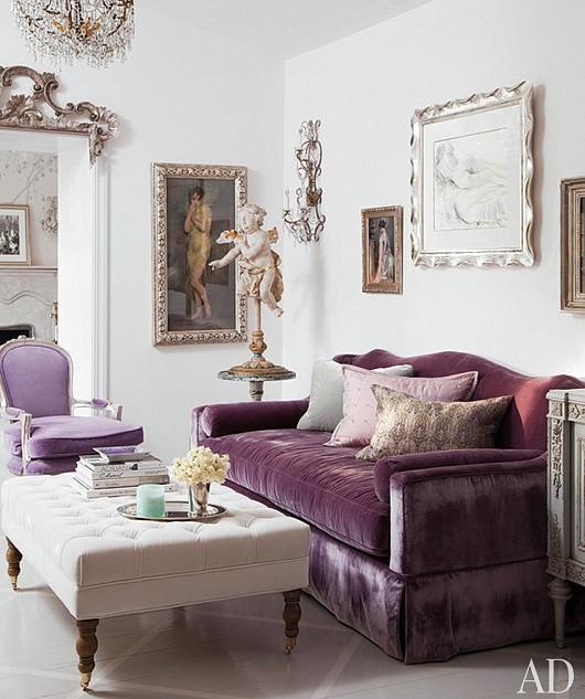 martyn lawrence bullard distressed velvet fabric auberinge purple fabrics upholstery