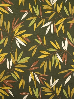 Fabricut Fabric - Painted Willow - Natural Glazes 3172702