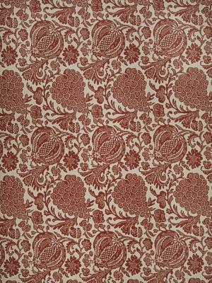 Fabricut Fabric - Jawa - Tomato 3562602